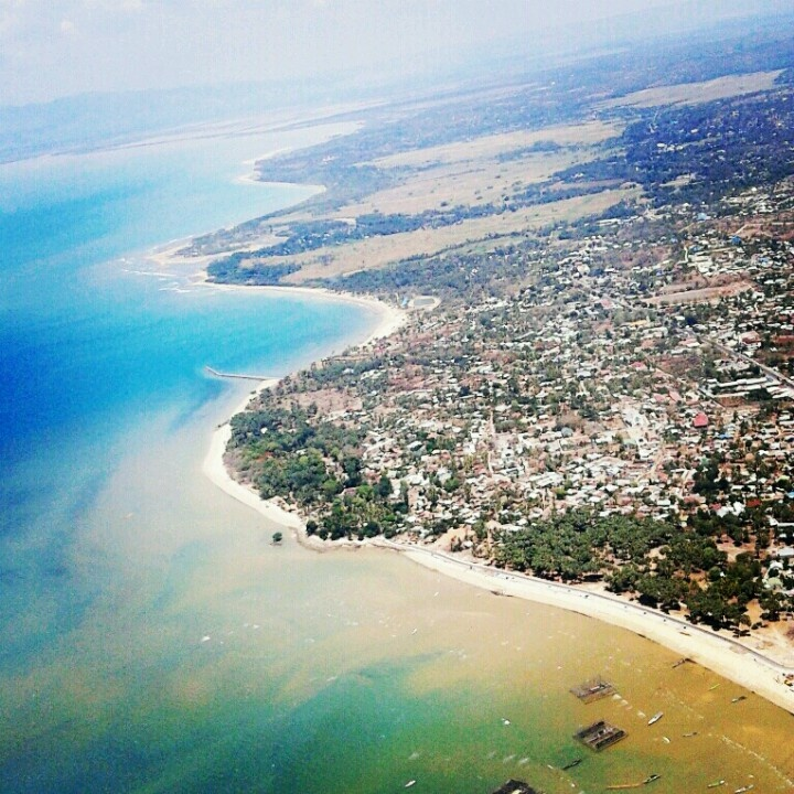 It's Kupang..