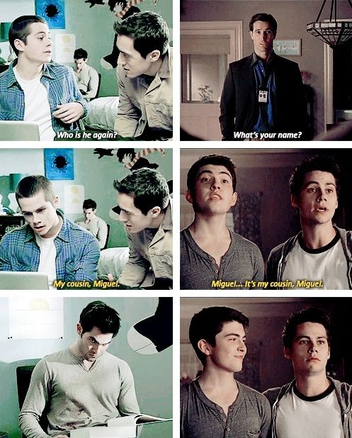 1x09//4x02... Just look at younger derek in the last pic tho... lol!