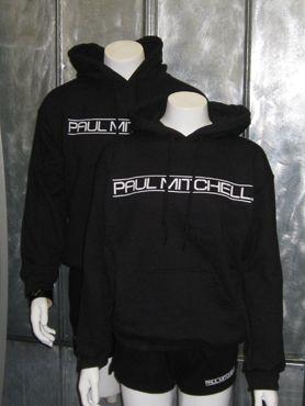 (School i originally wanted to go to) Paul Mitchell Logo Hoodie $38.00