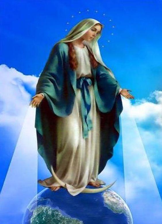 Oración de ayuda para casos difíciles a la Inmaculada Concepción