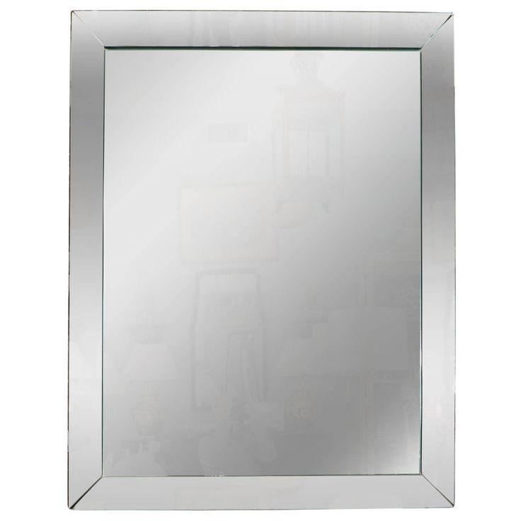 Art Deco Midcentury Mirror