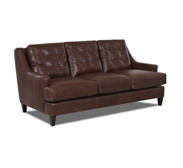 Leather Furniture Outlet North Carolina: Klaussner Living Room Pinson Sofas L73400 S