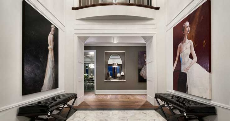 The Princess Margaret Home Lottery Showhome 1 - Entry