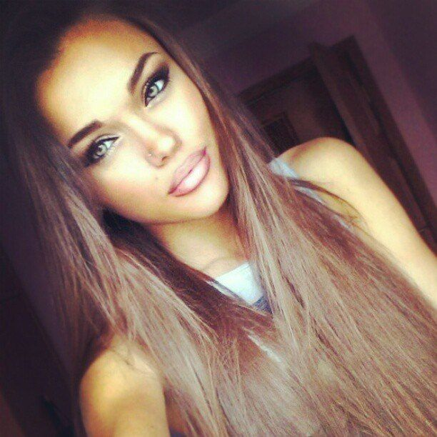 17 Best Images About Pretty Girls On Pinterest My Hair