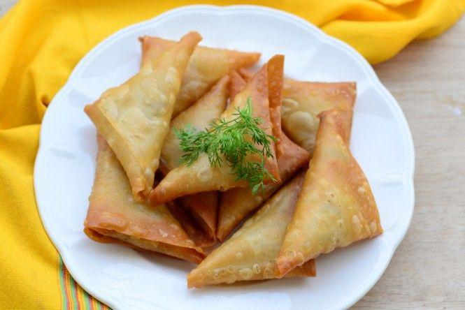 Chicken Samosa recipe