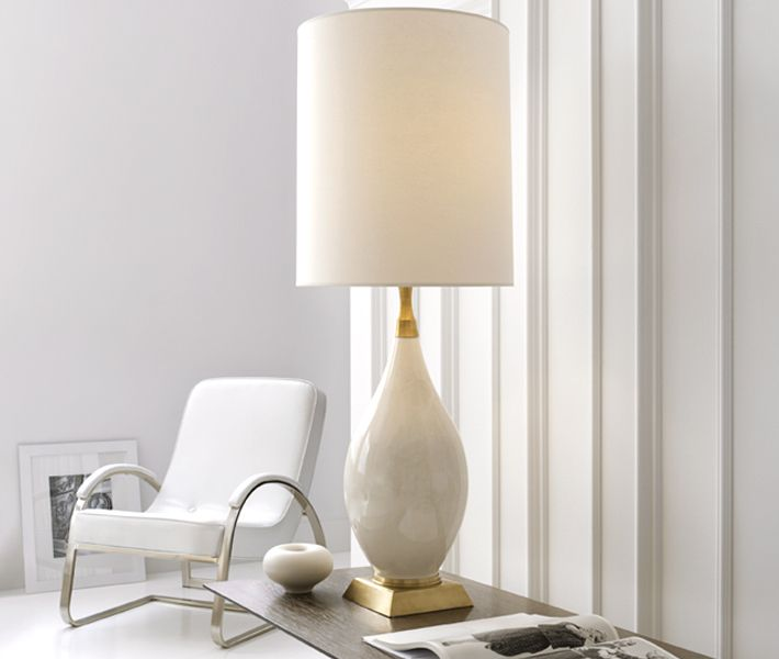 Tamaso table lamp by thomas obrien tob3710
