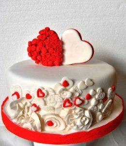 San Valentino -Torta con cuore | Ricette&Sapori