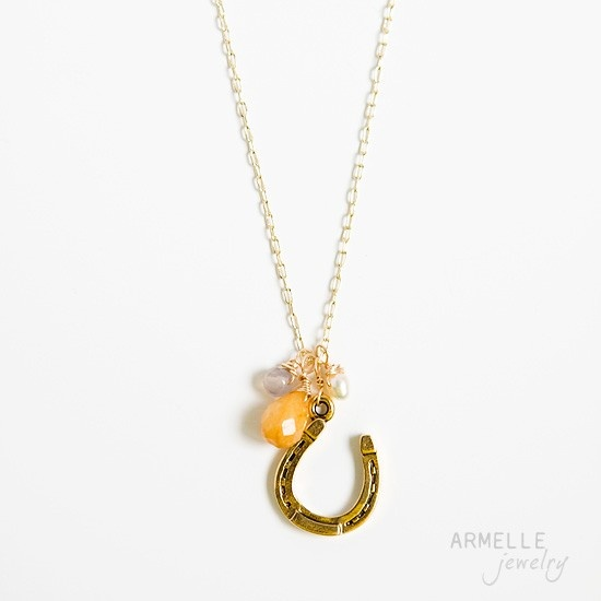 44 best horseshoe jewelry images on Pinterest  Horse