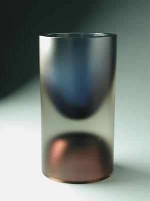 Vase Kaleidescope designed by Tapio Wirkkala for Iittala