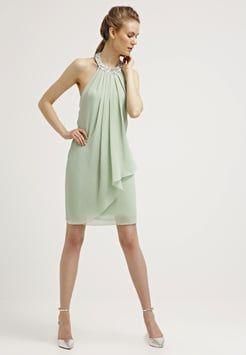 Sommerkleid festlich grun