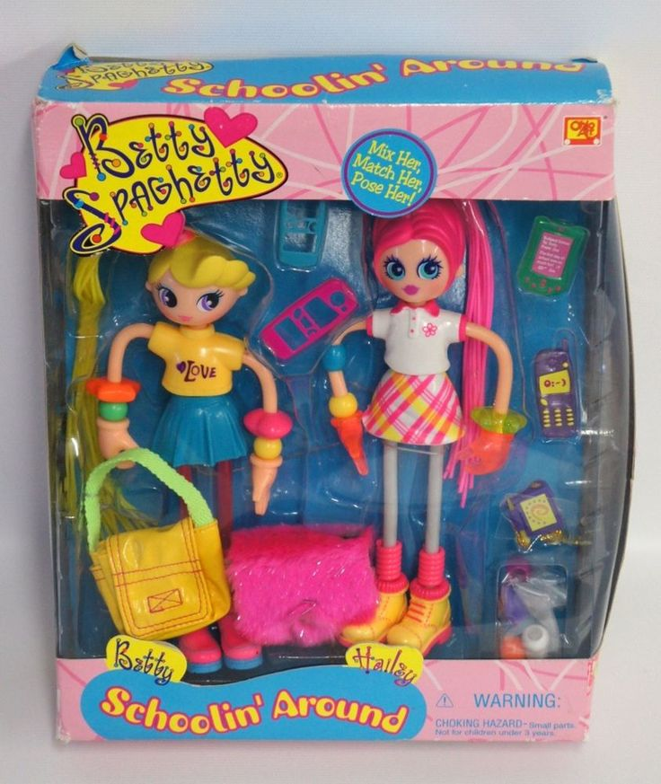 Betty Spaghetti Toys : Best ideas about betty spaghetty on pinterest toys