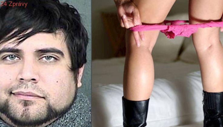 Falešný porno producent nalákal 24 žen k sexu, soulož si může nyní užívat jen ve vězení