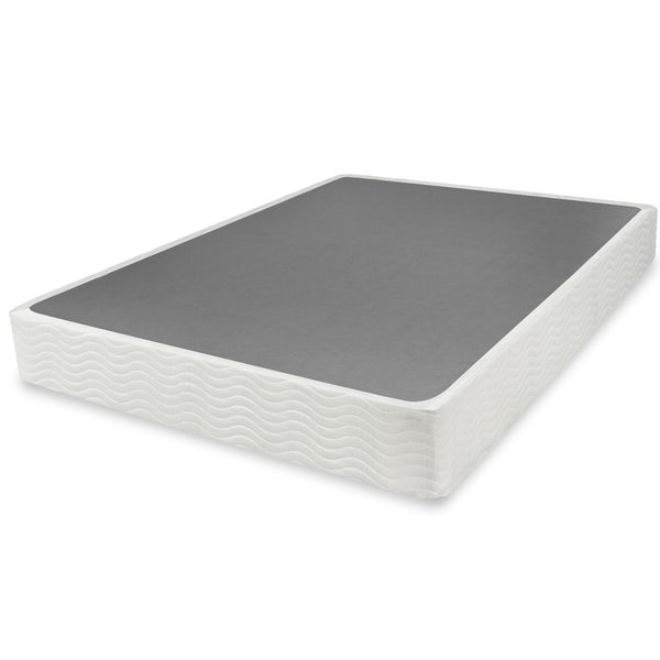 Priage 9-inch Full-size Smart Box Spring Mattress Foundation