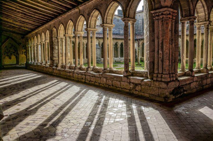 Cloître Saint-Emilion