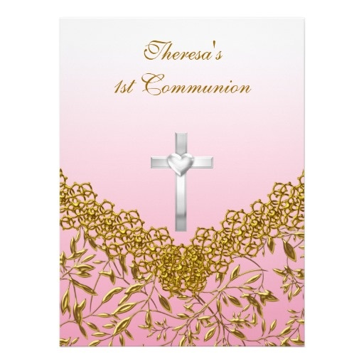 47 best anniversary invitations images on pinterest anniversary 1st communion party invitation stopboris Image collections