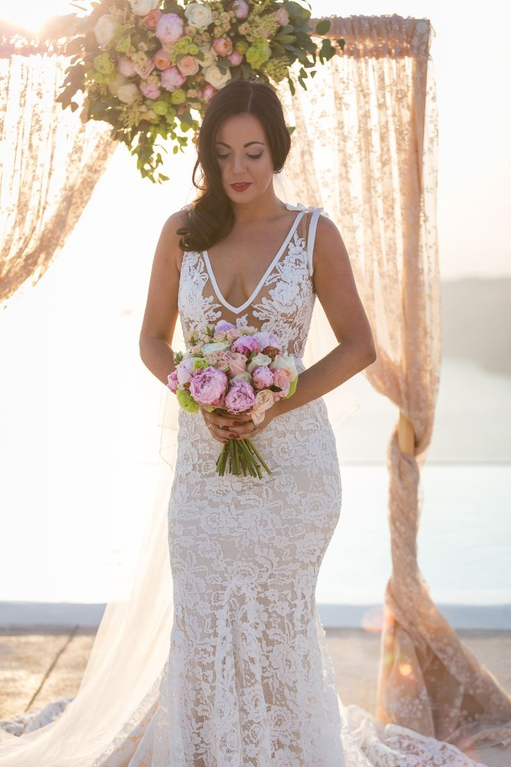 Cute Inbal Dror BR Second Hand Wedding Dress on Sale Off