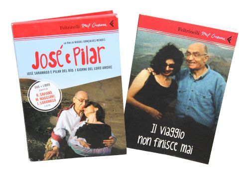 «The journey never ends» (2011) enclosed to the documentary «José e Pilar», a great doc about the last years of the Nobel Prize José Saramago.