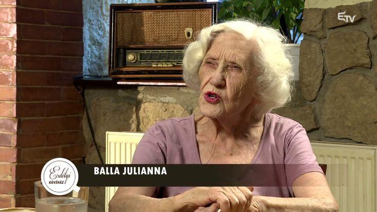 Erdélyi Kávéház: Balla Julianna – 2016. december 20.