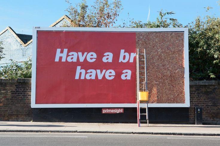 Kit Kat: Have A Br Have A Billboard