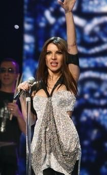Evridiki Theokleous (25 February 1968), known professionally as simply Evridiki, is a Cypriot rock, pop, and...