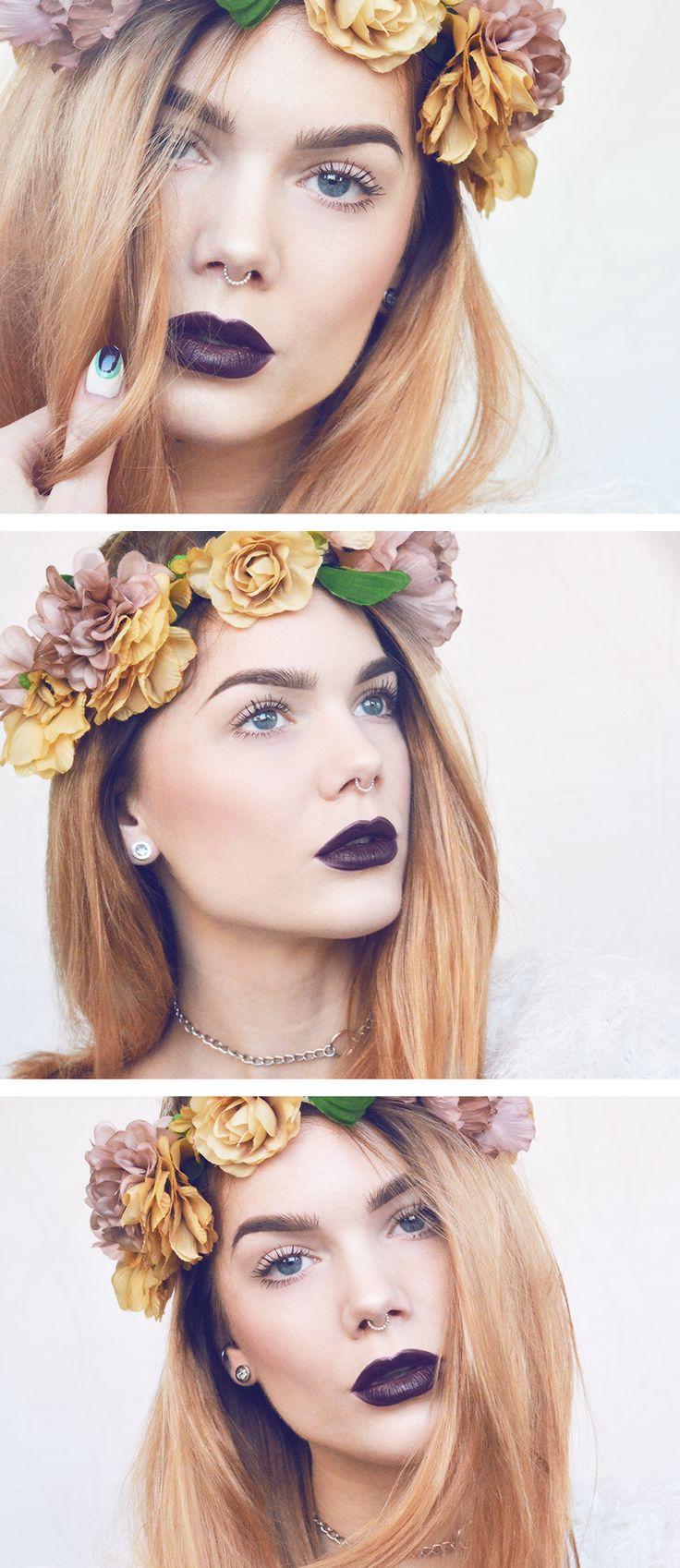 Todays look - Flower crown