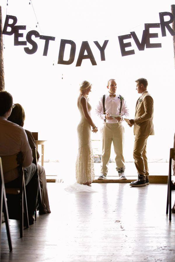 best day ever banner!