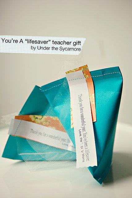 teacher treats by AshleyAnn**, via FlickrTeacher Gifts, Teacher Appreciation, Teachers Gift, Gift Packaging, Teachers Appreciation, Gift Ideas, Diy Gift, Parties Favors, Appreciation Gift