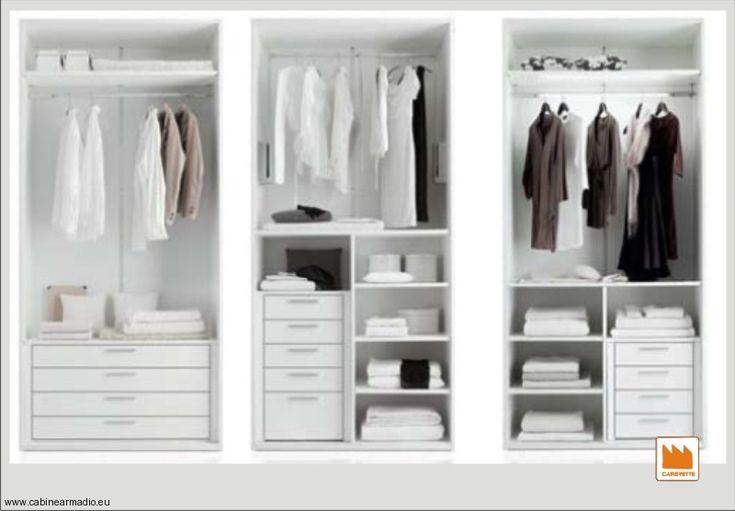 interno armadio a muro - Cerca con Google