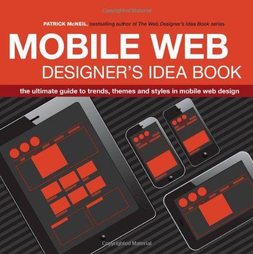 Testo ricco di esempi di siti web, interamente a colori da cui prendere spunto per sviluppare nuove idee di web design. Specifico per il mondo del Mobile Design.