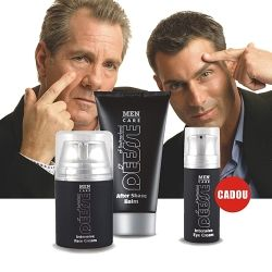 Man Care Set  1 x CREMA DE FATA INTENSIVA 1 x GEL AFTER SHAVE BALM 1 x CREMA DE OCHI INTENSIVA