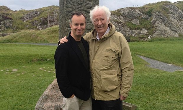 Seamus Heaney: my travels with the great poet