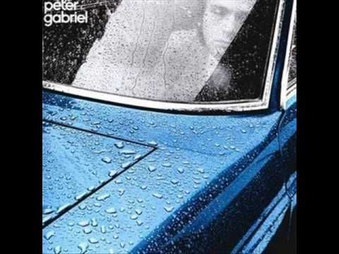 Down the Dolce Vita/Here Comes the Flood - Peter Gabriel