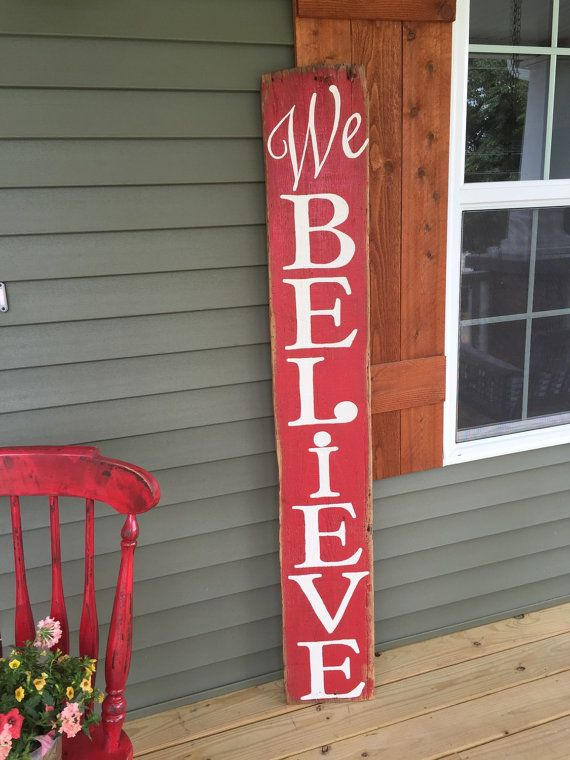 Reclaimed Barnwood Front Porch Sign Rustic by ShopSimplyInspired