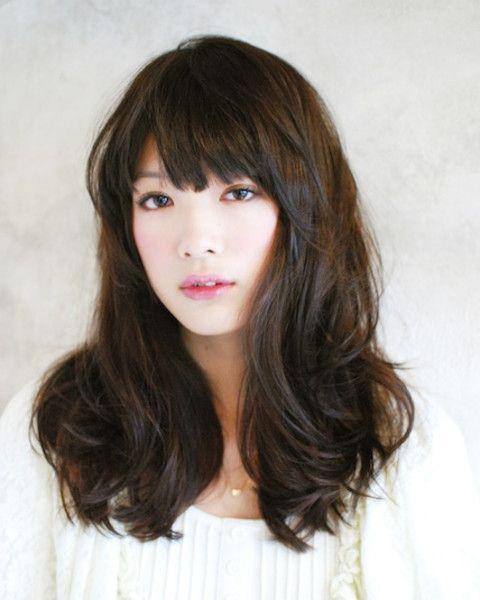 甘カワロング|MINX 青山店|(ミンクス)|美容室・美容院 - ヘアカタログLucri(ラクリィ)|最新のヘアスタイル・髪型情報を紹介