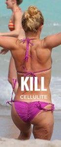 5 Critical Ways To Kill Cellulite