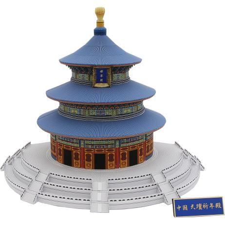 China Tempel van de billen van de hemel, de bouw, papier ambachtelijke, Azië en Oceanië, China, de wereld erfgoed, hout, bouw