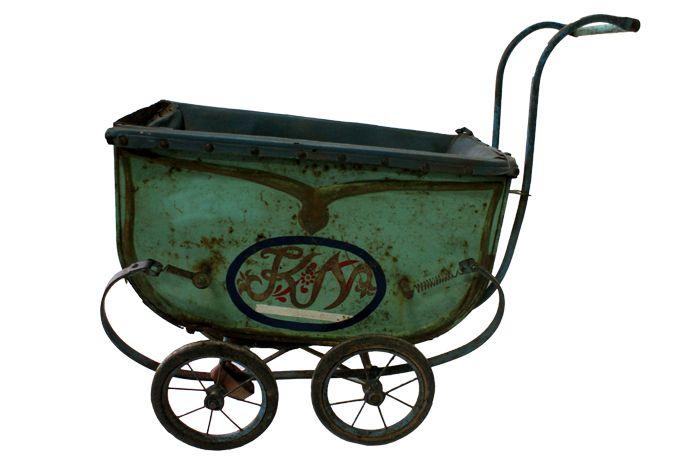 Poussette Ancienne Francisco Segarra ~ antique baby pram