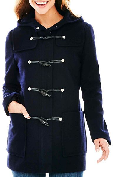 421 best Duffle & Toggle Coats images on Pinterest | Duffle coat ...