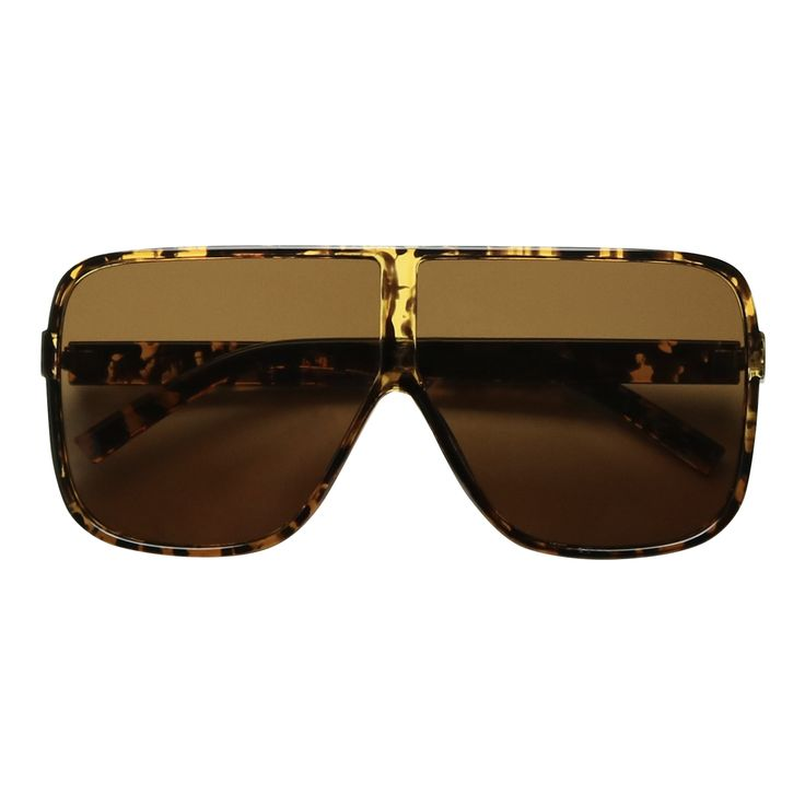 With the hot girl summer trend going on, you need to stay on top of the game. What a better way to do that than in these XL oversized modern pilot teardrop shaped women's sunglasses. Its massive flat lens and slim arms make these ideal for those who want a pair of unique but bold shades. These sunnies are perfect for the summers hottest pool parties, music festivals, sporting events, family functions and more. The frames and lens are produced from the highest durable and shatterproof plastic, th
