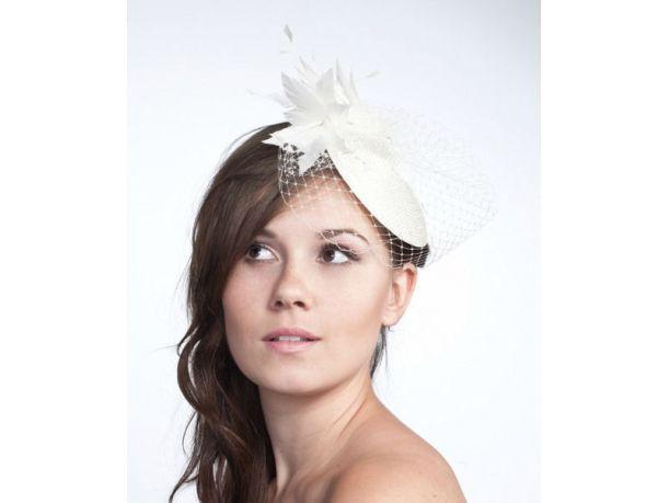 Fotogallery: Cappello per la sposa del 2014 -