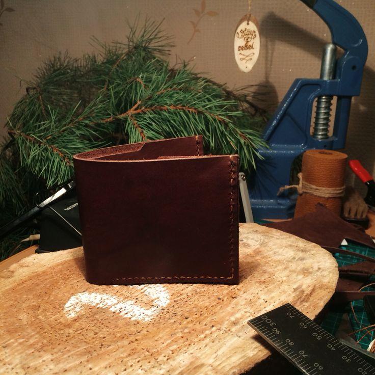 #twelvetoeleven Leather wallet