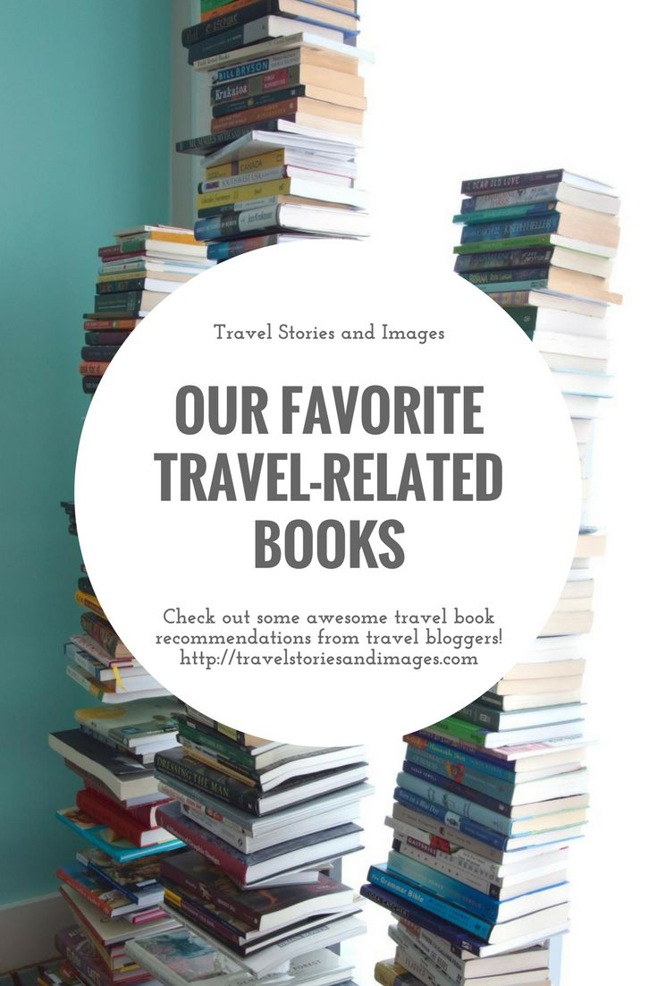 Looking for travel related book recommendations? Read my latest post on my favorite travel related book as well as recommendations from other bloggers.