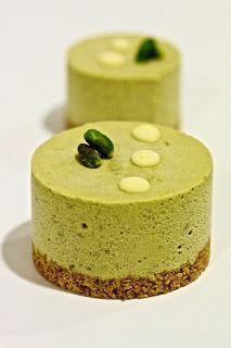 Pistachio mousse - Mousse al pistacchio - Piccola Pasticceria Sperimentale