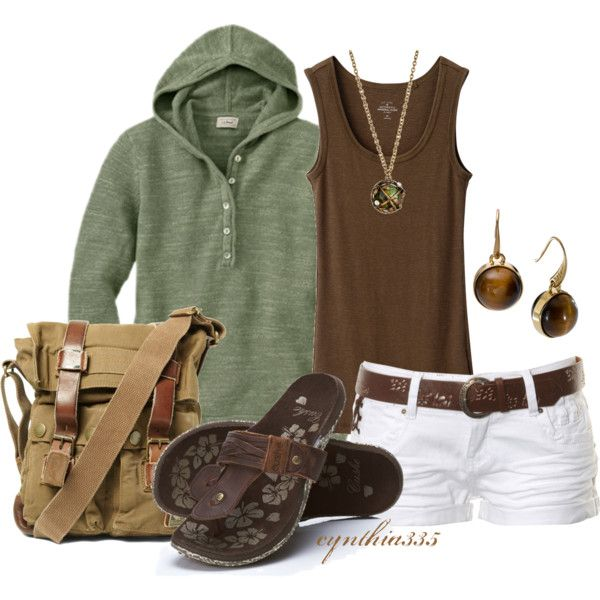 Summer, created by cynthia335 on Polyvore