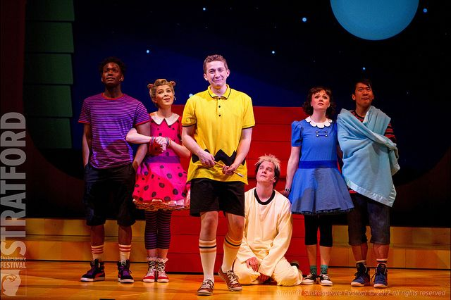 You're a Good Man, Charlie Brown | On the Stage | Flickr - Photo Sharing!
