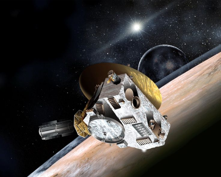 Something 'scary' went wrong with NASA's probe to Pluto