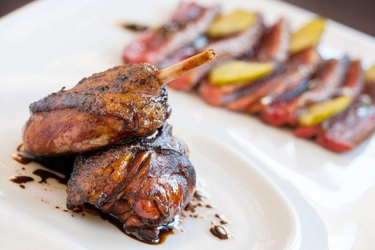 Canard entier laqué à l'érable par le Chef Giovanni Apollo #apollorecettes                                                                                                                                                                                 Plus