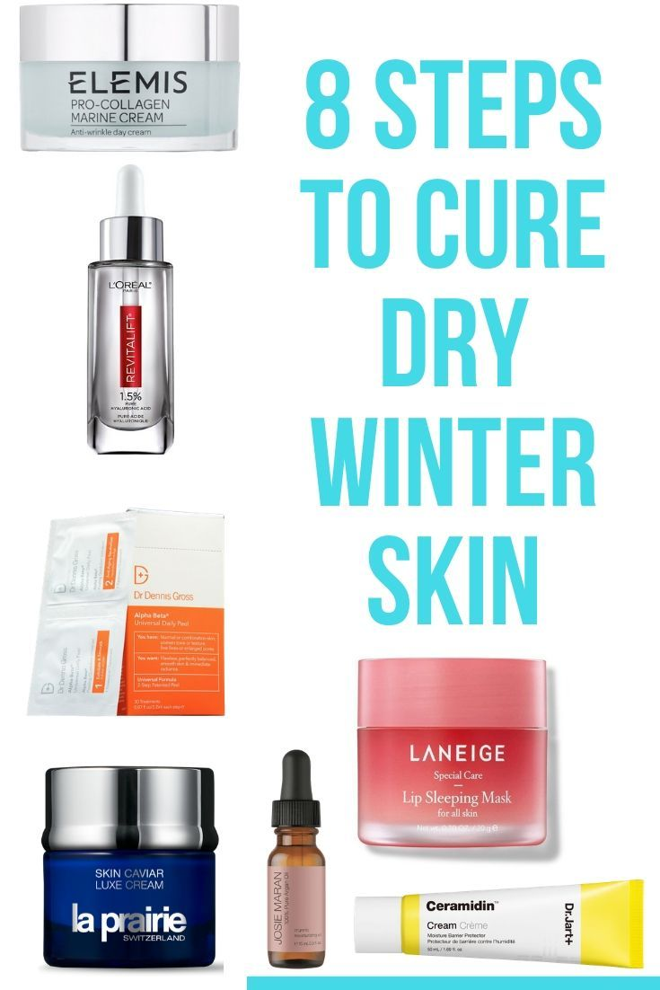 How To Get Rid Of Dry Skin In Winter Like A Skincare Pro Dry Skin On Face Skin Care How To Apply Makeup