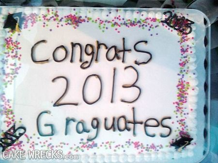 Best Graduation Cakes For College Woman