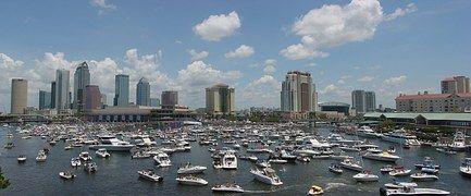 Horizonte, Tampa, Florida, Puerto